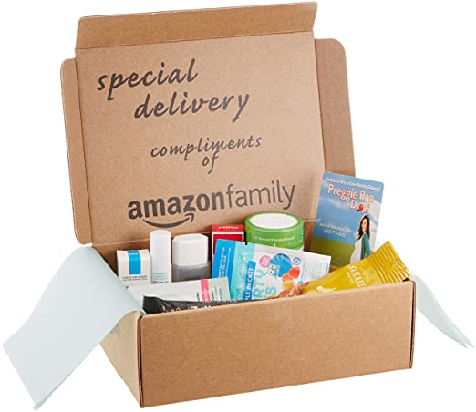 FREE Maternity Sample Box...