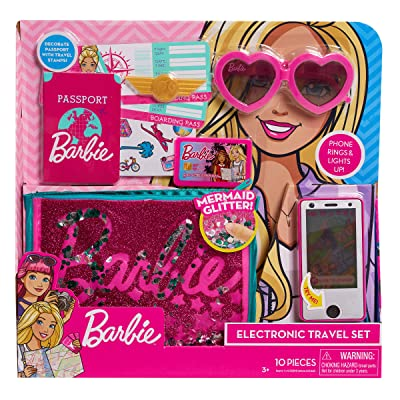 Barbie Electronic Purse Set: Toys & Games