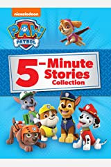 PAW Patrol 5-Minute Stories Collection (PAW Patrol) Kindle Edition