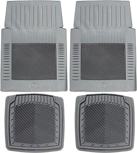 Pants Saver 17019 Custom Fit All Weather Car Mat for Select Dodge//Ram Models Black 4-Piece