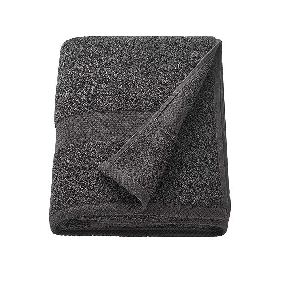 [neu.haus] Toalla de rizo 80 x 200 cm Sábana de baño Toalla de playa Grande para Sauna 100% algodón 450 g/m² Blanco: Amazon.es: Hogar