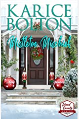 Mistletoe Mischief: A Christmas Romance (Island County Series Book 9) Kindle Edition