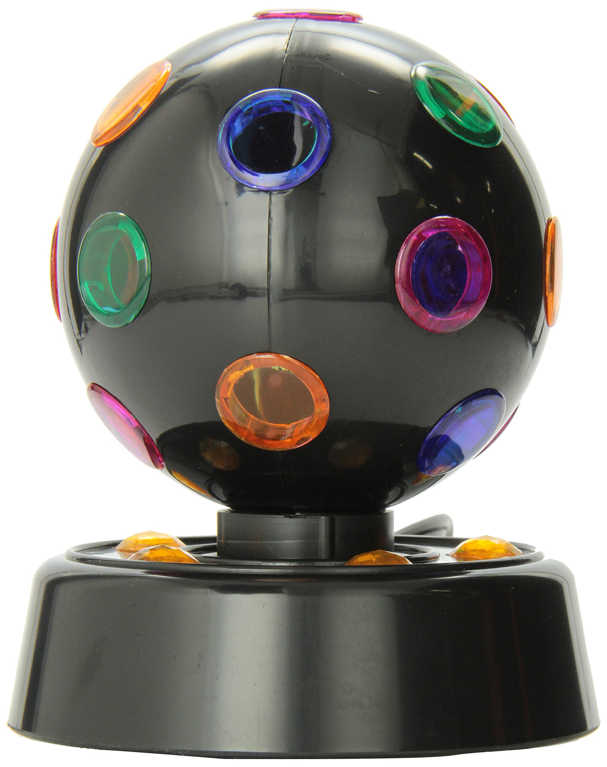 Rhode Island Novelty 7'' Revolving Disco Light, Small