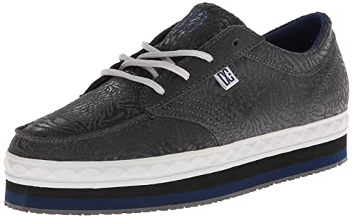 DC Shoes DC Creeper, Zapatos de Cordones Derby para Mujer: Amazon.es: Zapatos y complementos