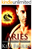 Aries (Zodiac Dragon Guardians Book 4)