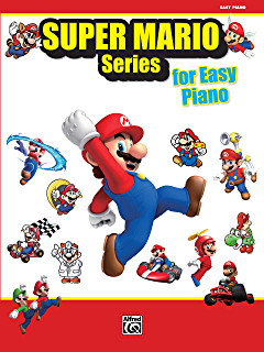 Super Mario Series for Guitar: 34 Super Mario Themes From the