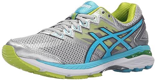 0ce57e26851c ASICS Women s GT-2000 4 Running Shoe Silver  Amazon.co.uk  Shoes   Bags