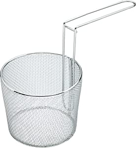 Kitchencraft Stainless Steel Blanching Basket, 16cm (6.5