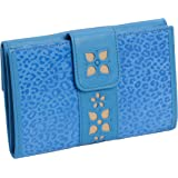 Women's Genuine Leather Purse / Wallet - Handmade in Spain - Beautiful Colors Available