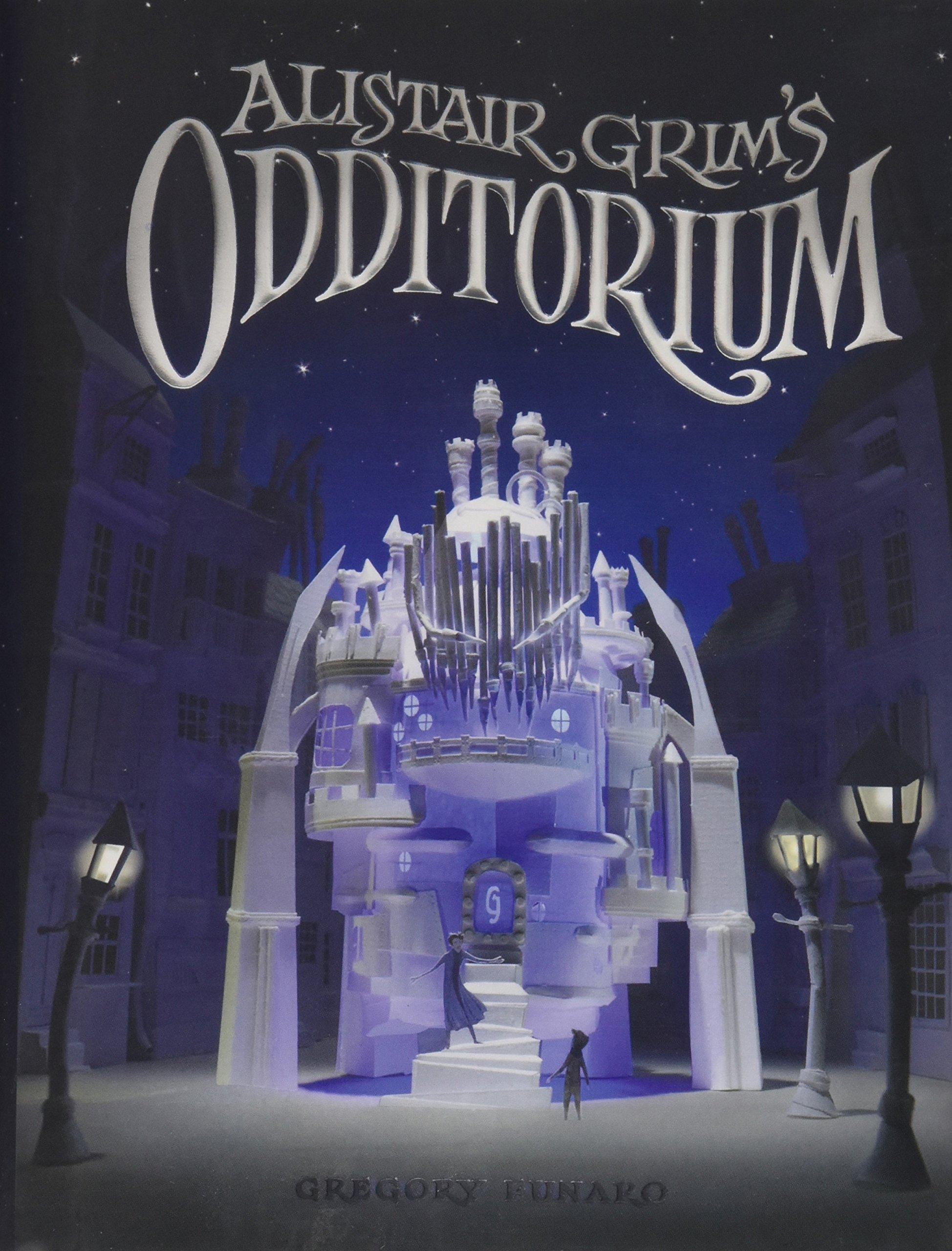 Alistair Grim's Odditorium (Alistair Grim (1)): Gregory Funaro ...