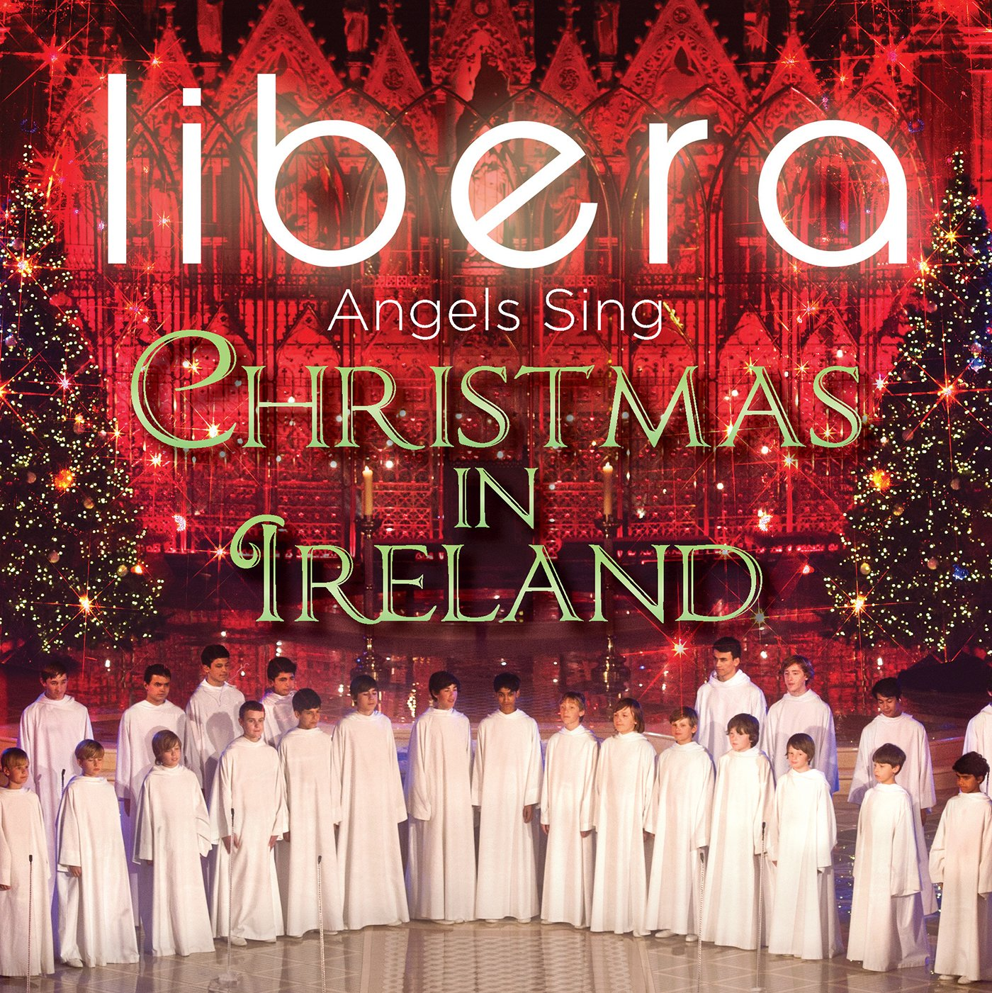 Angels Sing: Christmas in Ireland by Warner Classics
