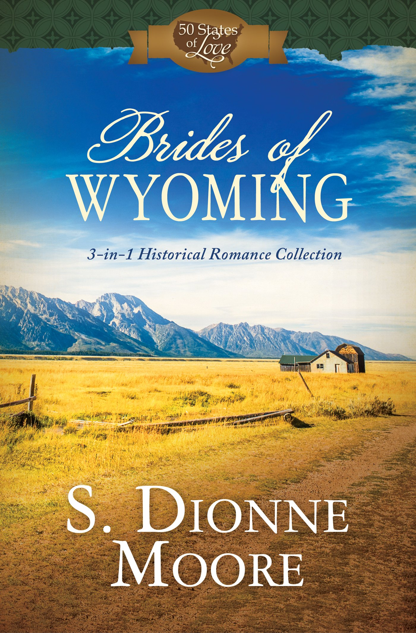 Read Online Brides of Wyoming: 3-in-1 Historical Romance Collection (50 States of Love) ebook