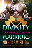 Divinity Warriors Books 1 - 4 Box Set: The Complete Edition
