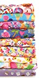 iscream Big Girls Fun Print Silky Soft Plush