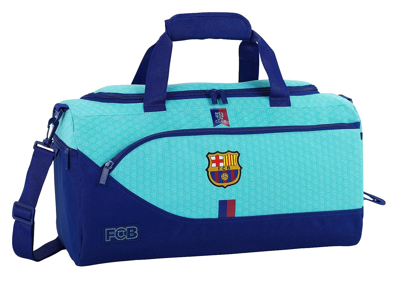 Safta Bolsa De Deporte F.C. Barcelona 2ª Equipacion 17/18 Oficial 500x250x250mm FC Barcelona 711778553