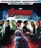 Avengers : L'ère d'Ultron [3D Blu-ray + Blu-ray + HD numérique] (Bilingual)