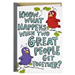 Hallmark Shoebox Anniversary Card for Couple (Great Marriage)