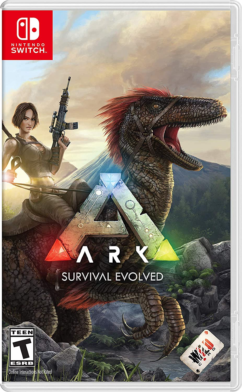 Jogo Ark Survival Evolved - Switch - 2k Games