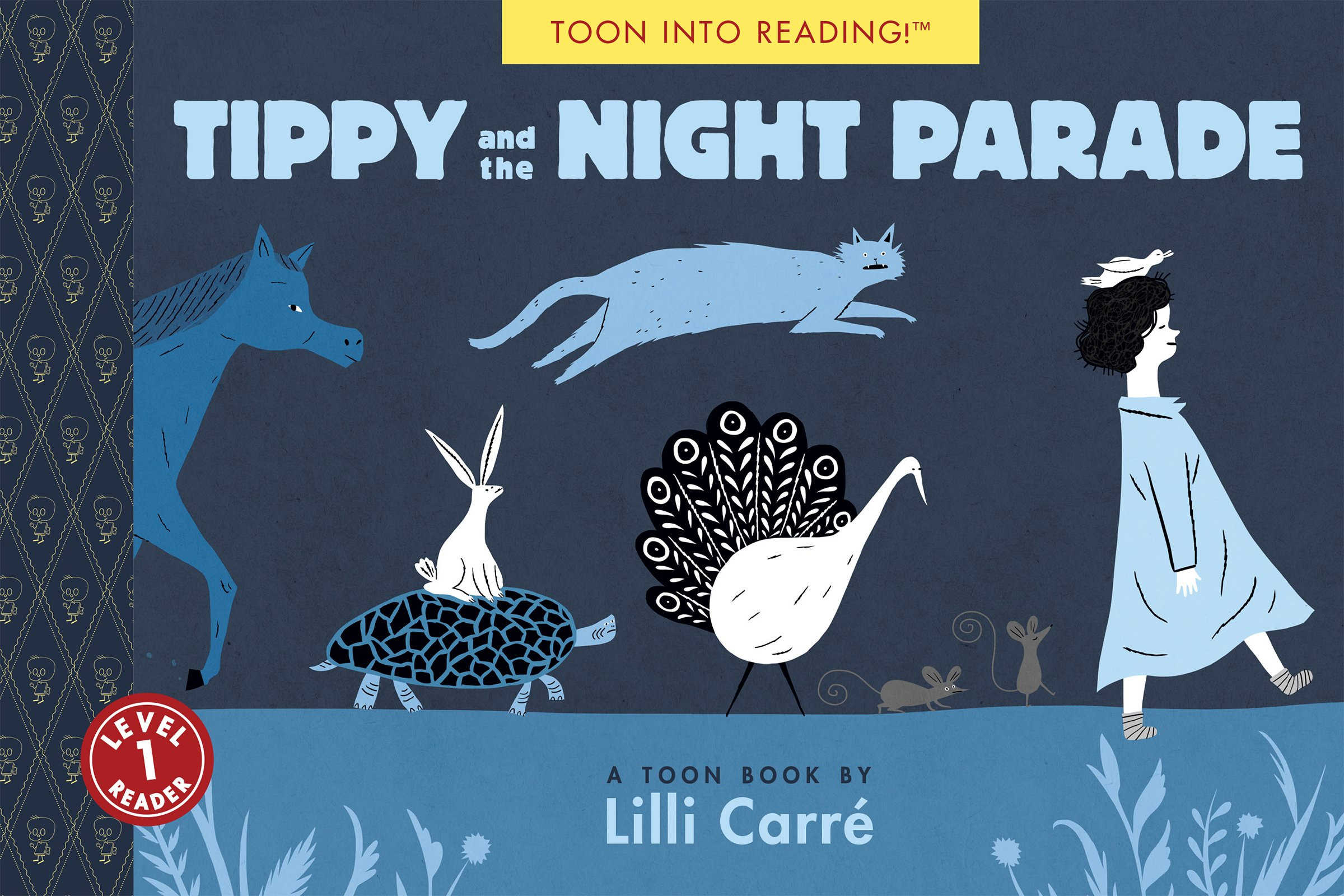 Tippy and the Night Parade: TOON Level 1 (Toon, Level 1 Reader)