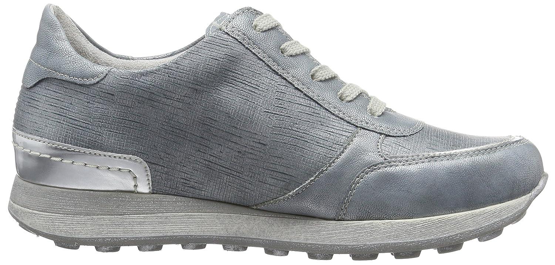 Remonte Damen Blau D1800 Sneaker Blau Damen (Blau/Argento/Blau / 10) 9885a2
