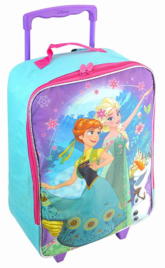 2dabb26699d Image Unavailable. Image not available for. Color  Disney Pixar Frozen  16 quot  Rolling Backpack