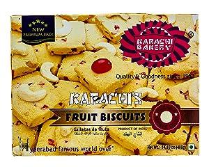 Karachi Biscuits (Fruit Biscuits)