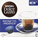 Nescafé Dolce Gusto - Ristretto Ardenza - 1 Paquete de 16 Cápsulas de café