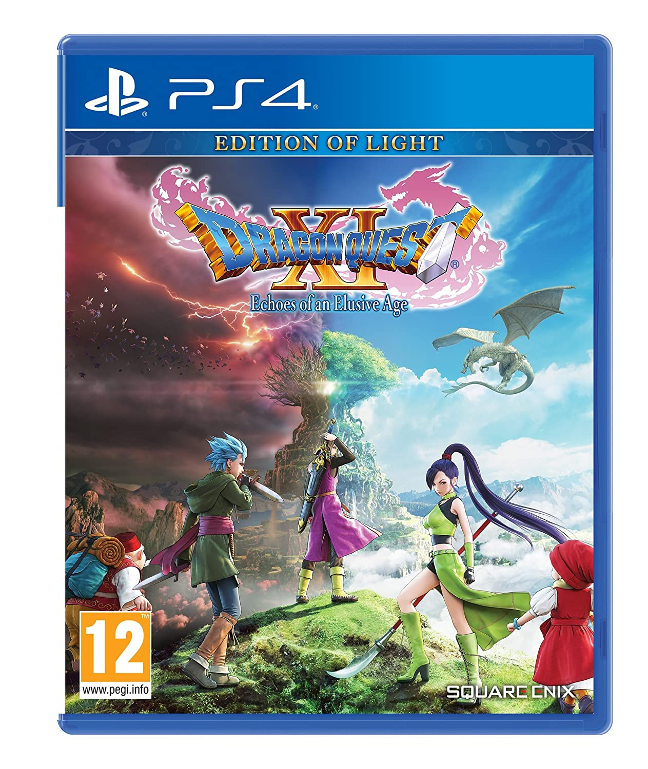 Dragon Quest XI Echoes Of An Elusive Age (PS4): Amazon co uk