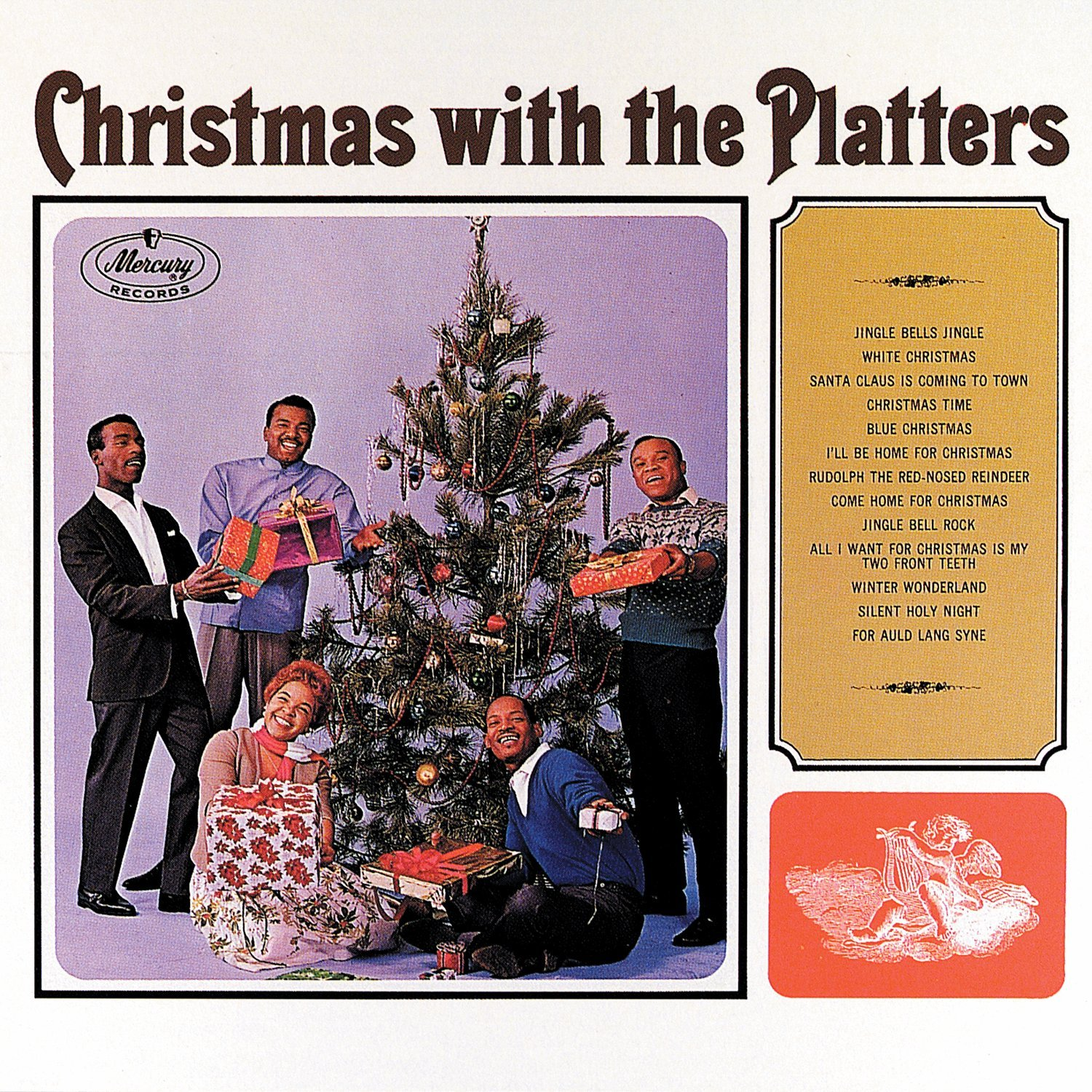 The Platters - Christmas With the Platters - Amazon.com Music