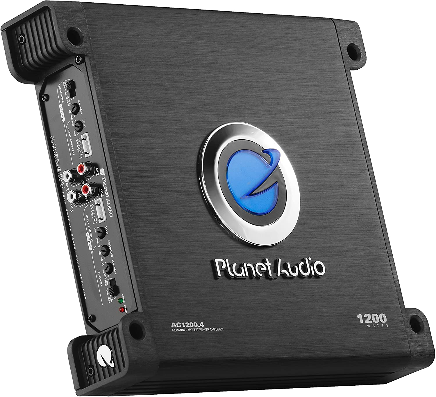 Planet Audio AC1200 4.4 Powerful 4 Channel Amp