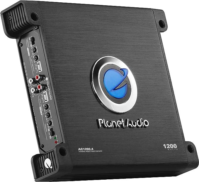 Planet Audio 4 Channel Amplifier (AC1200.4)