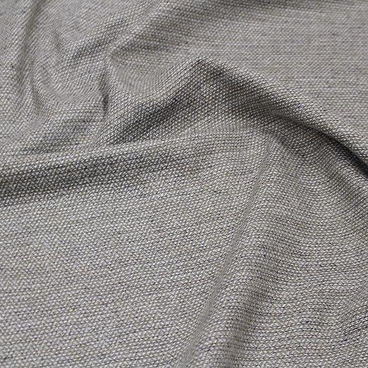 Tweed tejido de plástico azul, gris jaspeado Disfraz ...