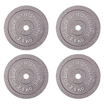 Powr-Juego de discos para pesas, diversas variantes de peso de