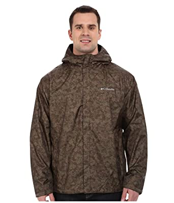 Columbia Mens Big /& Tall Watertight Printed Jacket