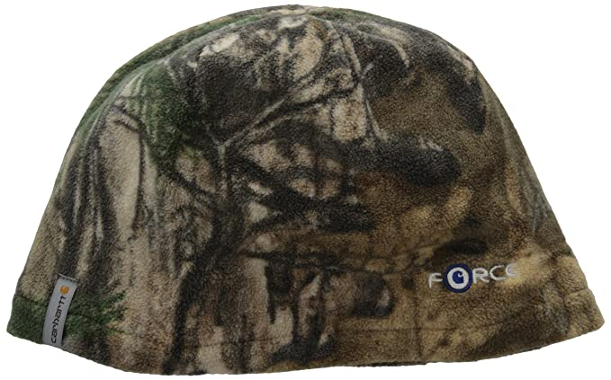 1969cd39 Carhartt Men's Force Swifton Camo Hat, Realtree Max, One Size at Amazon  Men's Clothing store: