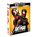 Ant-Man/Ant-Man & The Wasp Doublepack (+ Blu-ray) [4K Blu-ray]