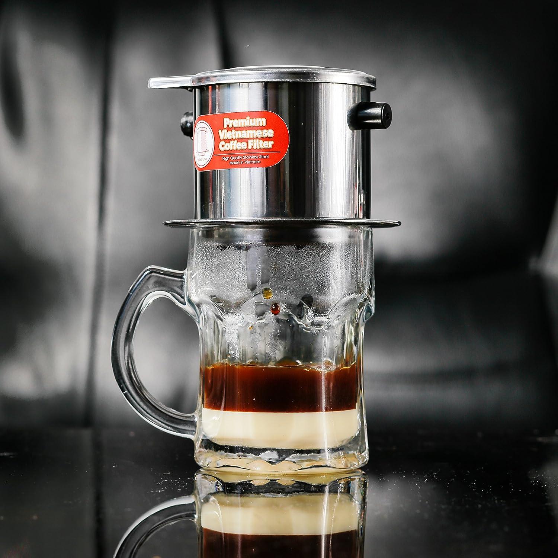Thang Long Vietnamese Coffee Filter (Large, 1-Pack): Amazon.es: Hogar