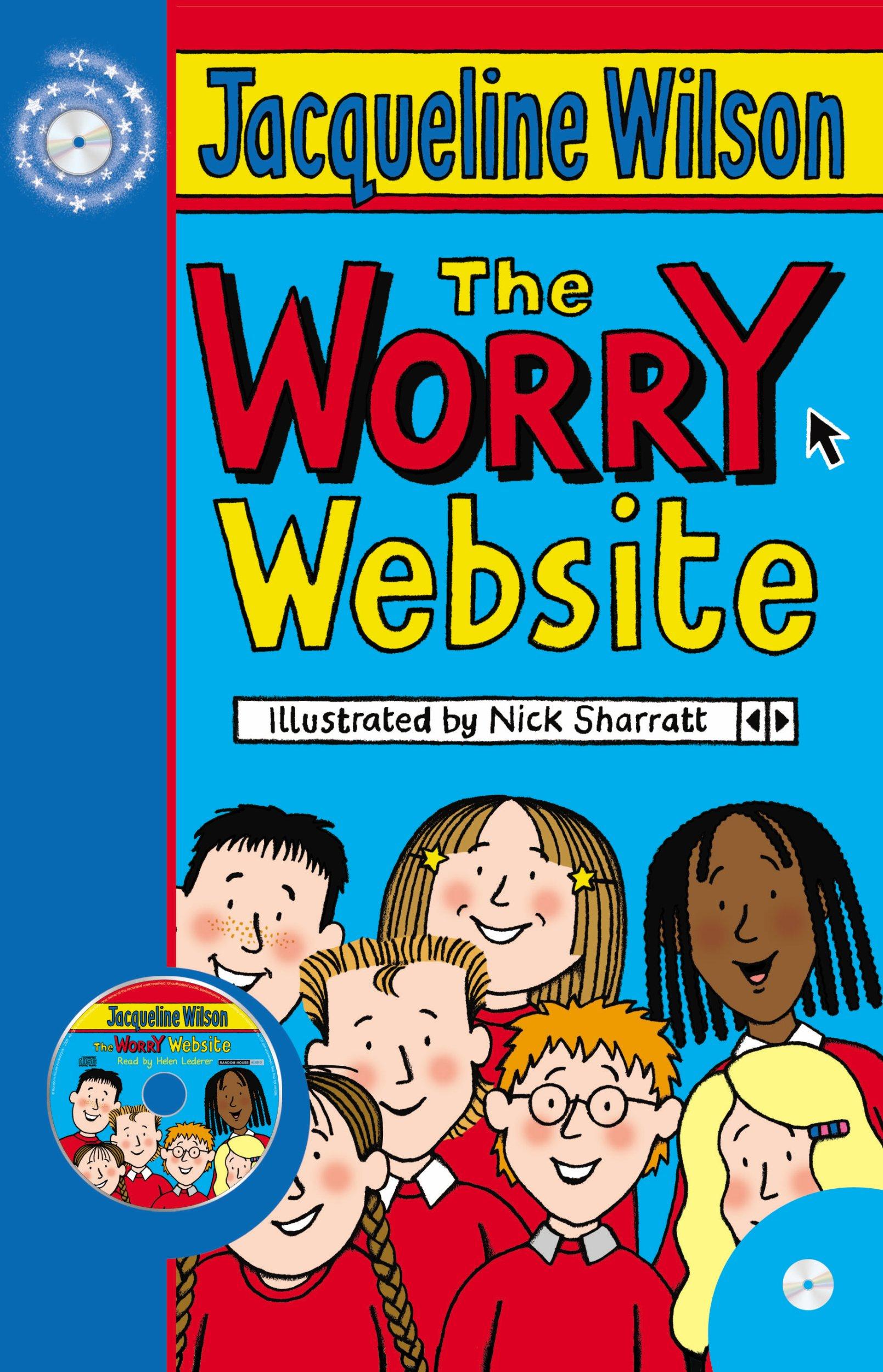 the worry website wilson jacqueline sharratt nick