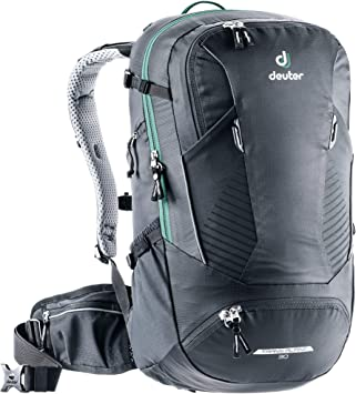 54 x 28 x 24 cm Mochila, DeuterTrans Alpine 30
