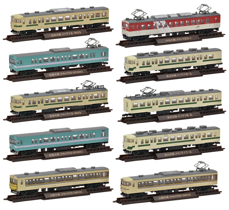 Coleccioen de ferrocarril hierro Kore 24 edicioen CAJA