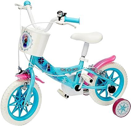 Mondo 25281 Bicicletta Frozen 35 Anni Blu Bianco
