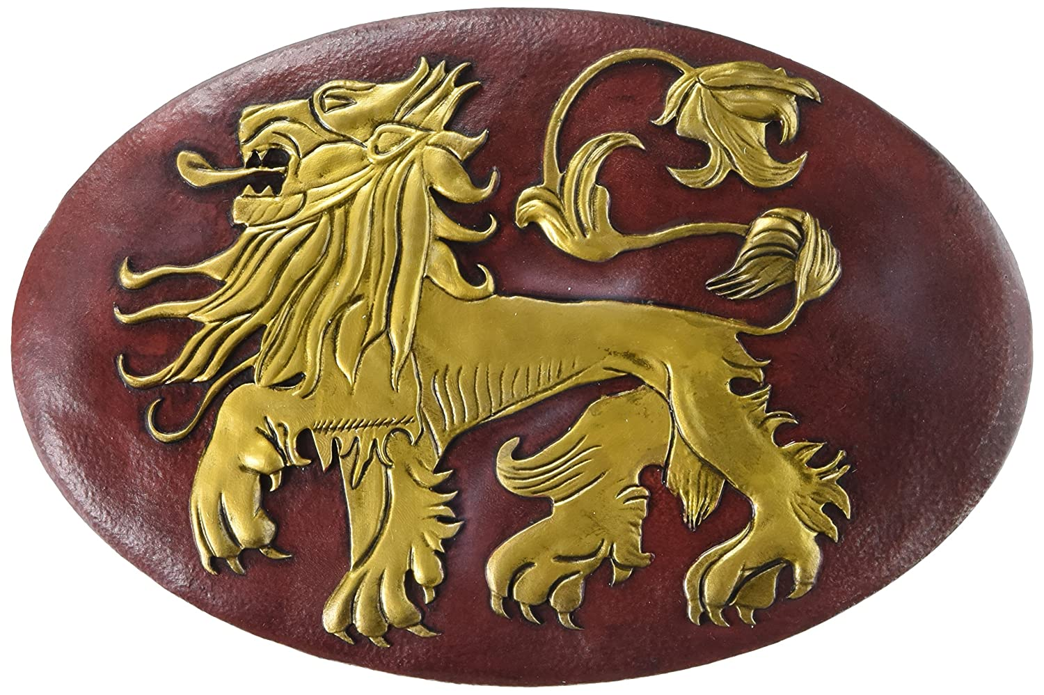 Amazon.com: Dark Horse Deluxe Game of Thrones: Lannister Shield Wall ...