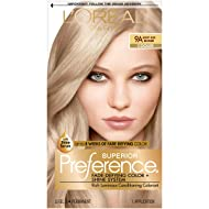 L'Oréal Paris Superior Preference Fade-Defying + Shine Permanent Hair Color, 9A Light Ash Blonde (1 Kit) Hair Dye