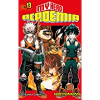 My Hero Academia nº 13 (Manga Shonen)