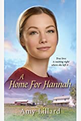 A Home for Hannah (Amish of Pontotoc Book 1) Kindle Edition