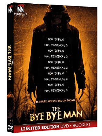 the bye bye man ltd dvd booklet dvd italian import amazon co uk