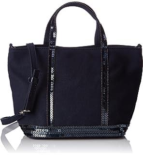 100c1ab0aa Vanessa Bruno Femme Baby Bag, Bleu (Pyrite), 9.5x26x17 cm (W x H x L ...