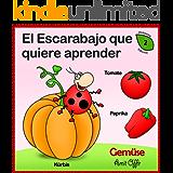 Diccionario Para Niños: Verduras (Español para los Niños nº 2) (Spanish Edition)