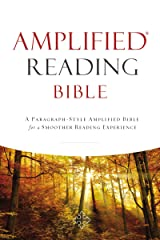 Amplified Reading Bible, eBook: A Paragraph-Style Amplified Bible for a Smoother Reading Experience Kindle Edition