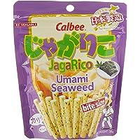 Calbee Umami Seaweed JagaRico Potato Sticks, Umami Seaweed